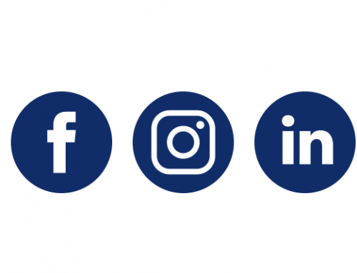 STAY UP TO DATE BY FOLLOWING OUR NEW SOCIAL MEDIA CHANNELS