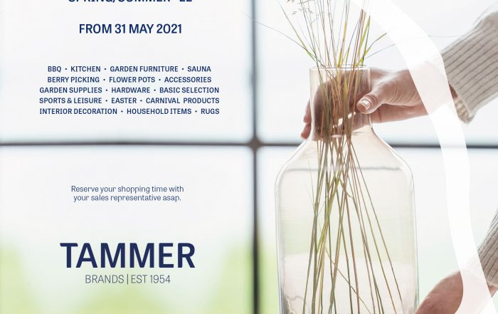 An invitation to the spring/summer exhibition 2022.