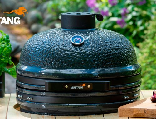 MUSTANG – THE WIDEST GRILLING SELECTION 2021