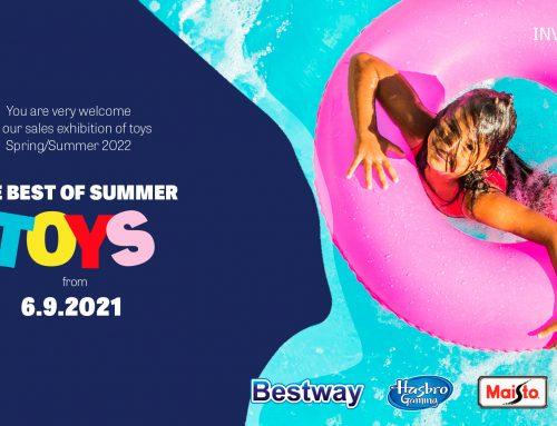 SUMMER 2022 TOY SALES EXHIBITION STARTS