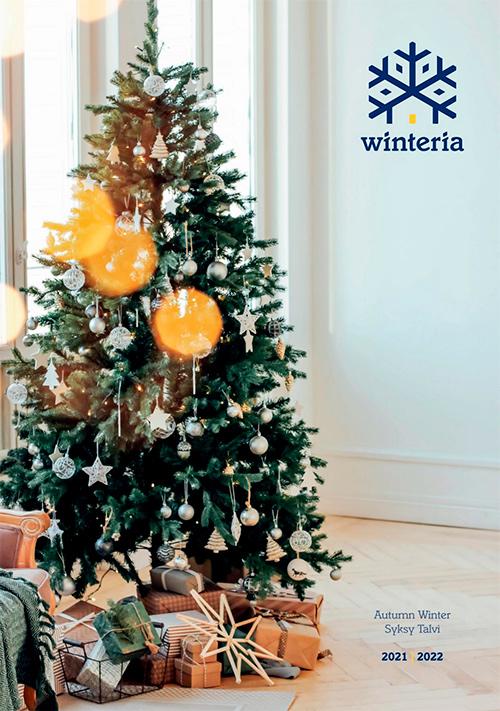 Winteria-kuvaston etusivu.